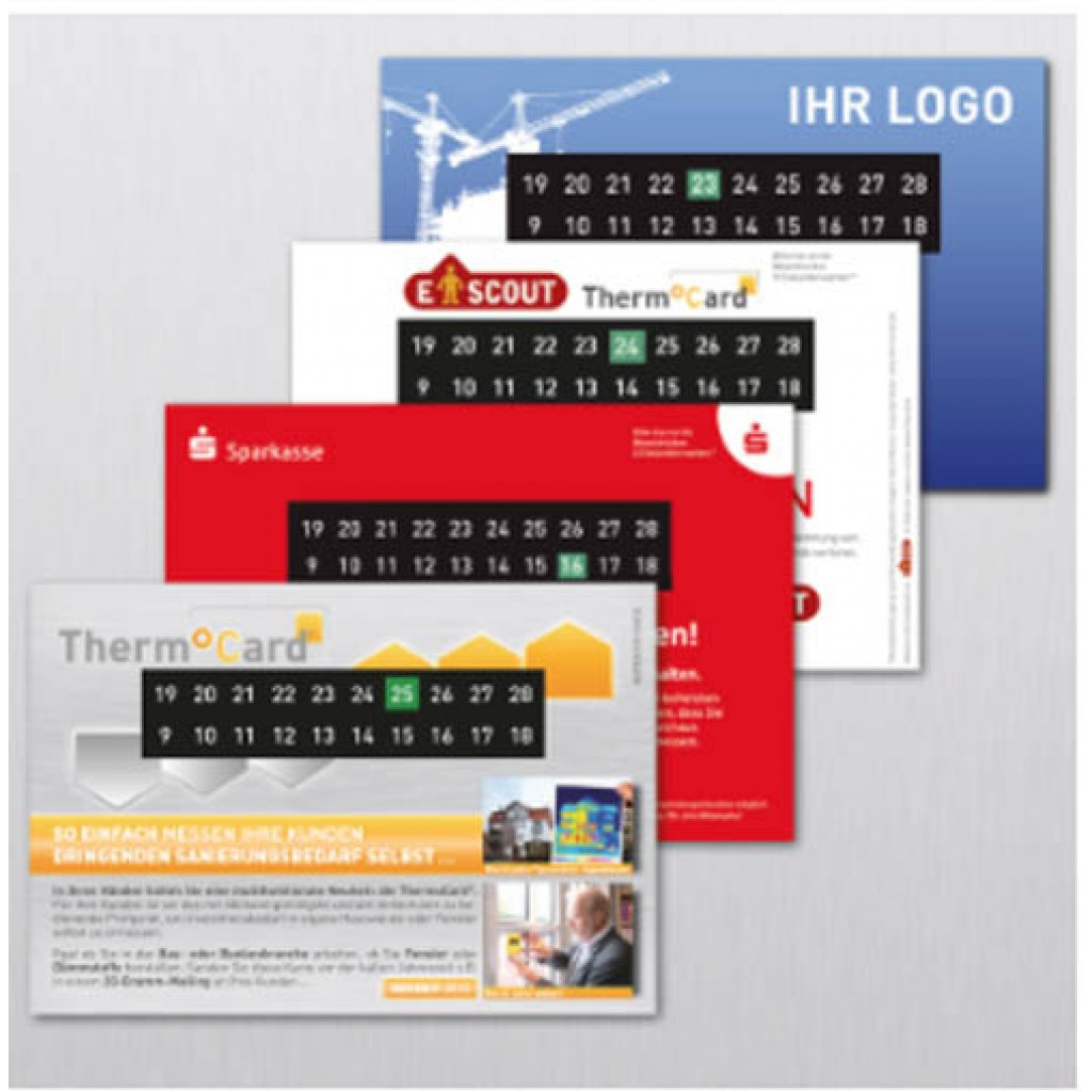 Thermo Card