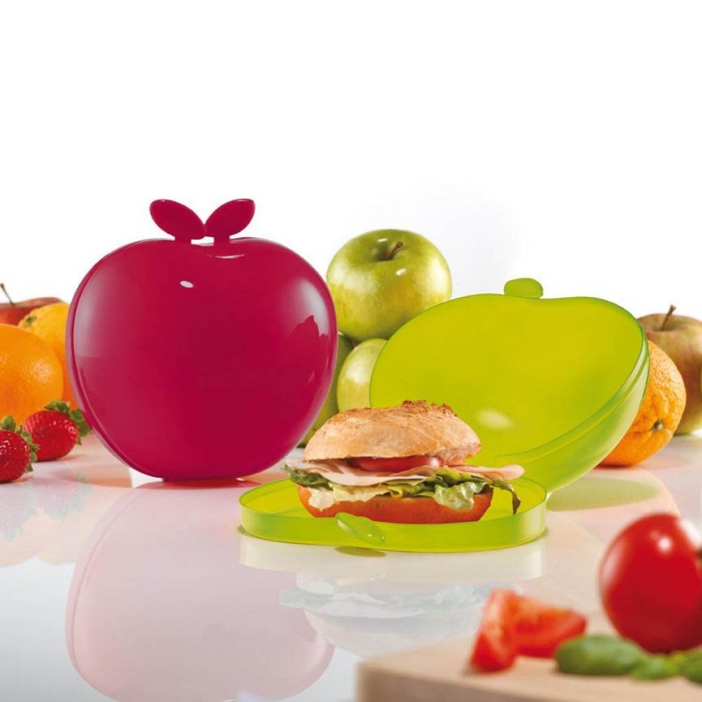 Lunchbox Apfel von Koziol