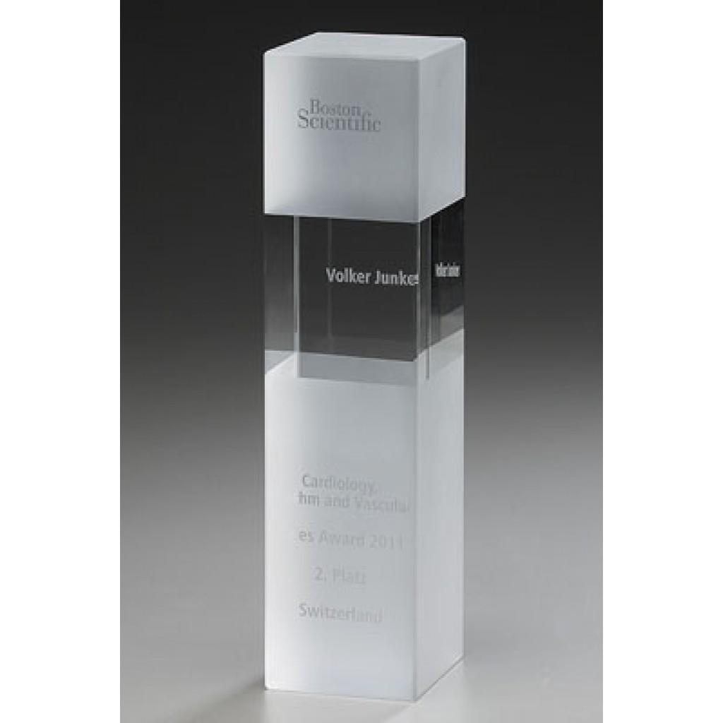 Kristallglas Award - Ice Cubix