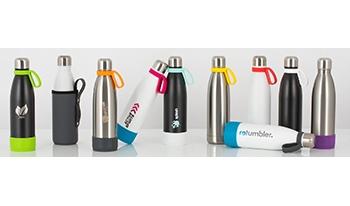 Werbetrinkflaschen