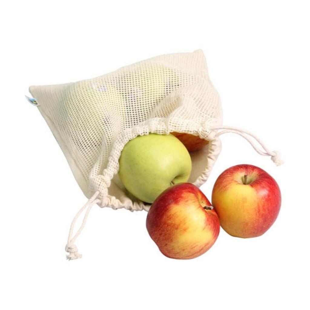Food Bag Wiederverwendbar 100% Baumwolle neu