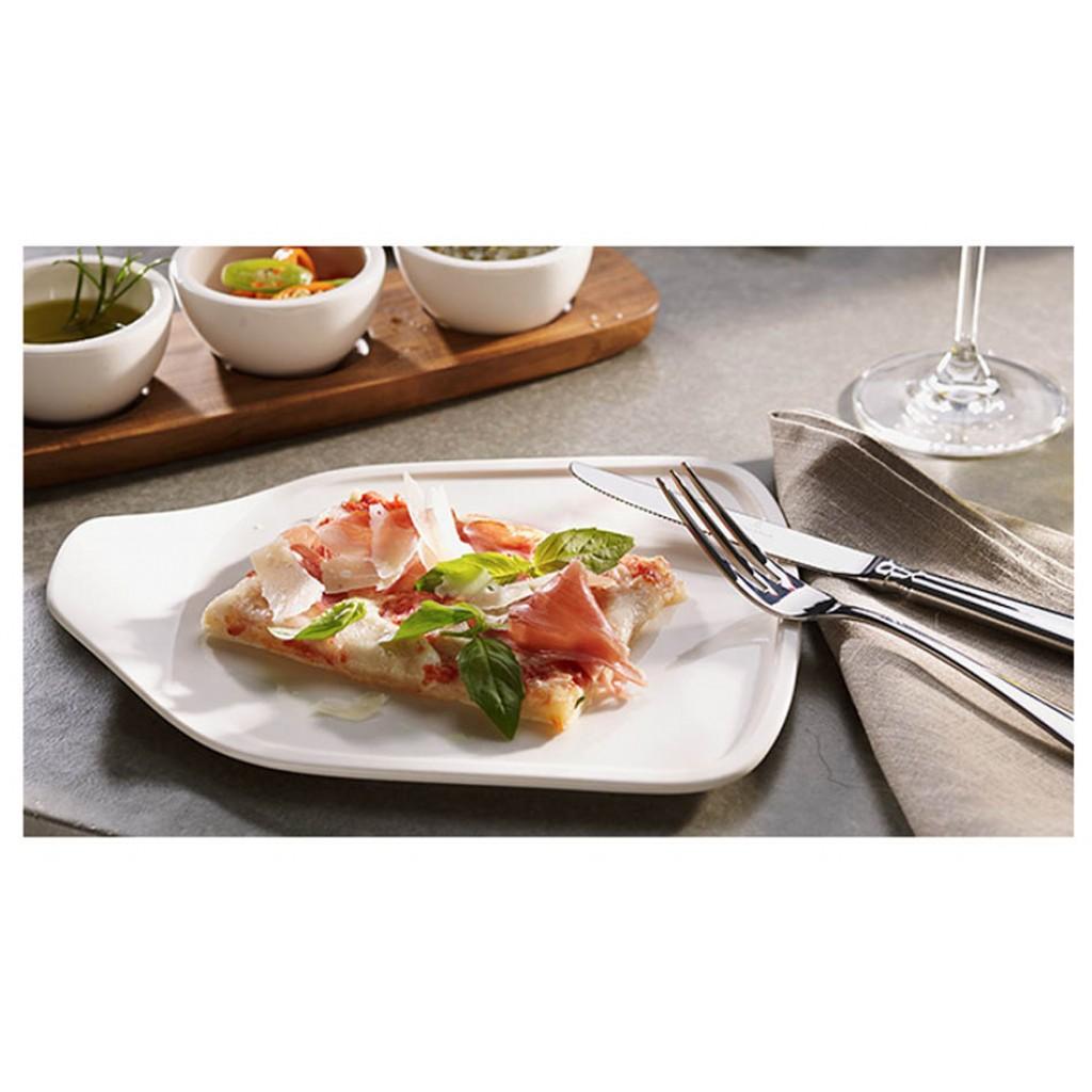 Pizzastück Teller Villeroy und Boch