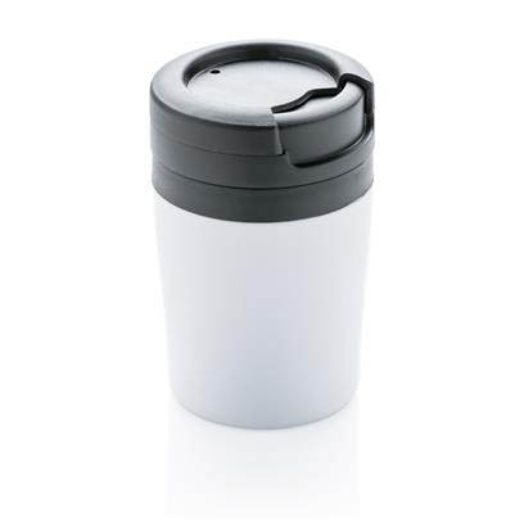 Coffee to go Becher klein