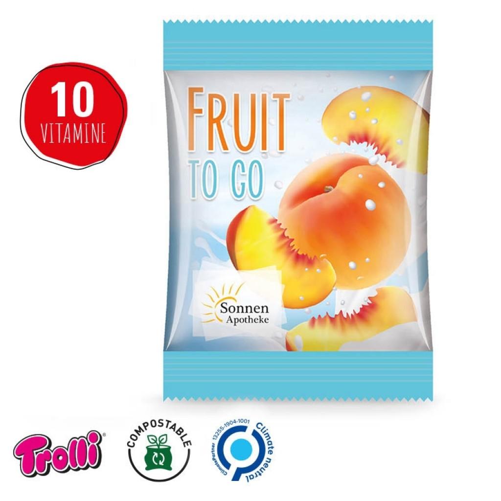 Vitamin Fruchtgummi Minitüte bedruckt