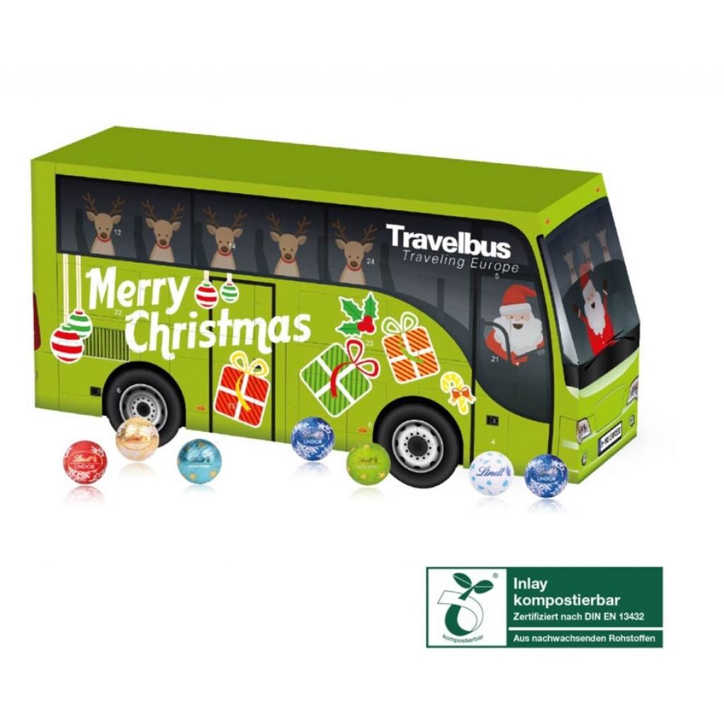 Adventskalender Bus
