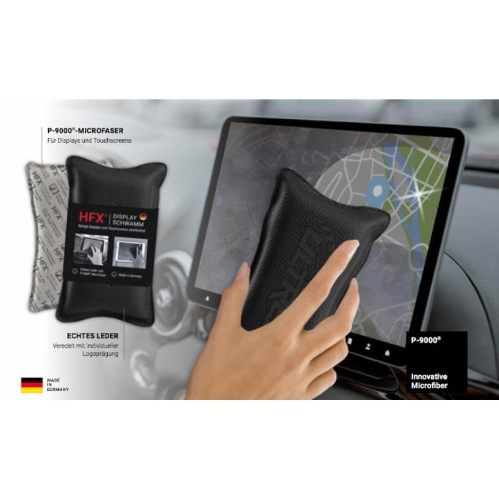 HFX - Displayschwamm mit Werbung