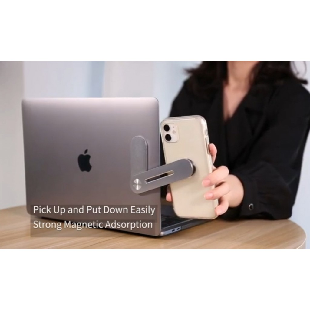 Handyhalter für Laptop