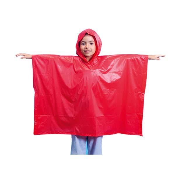 Kinder Regen Poncho