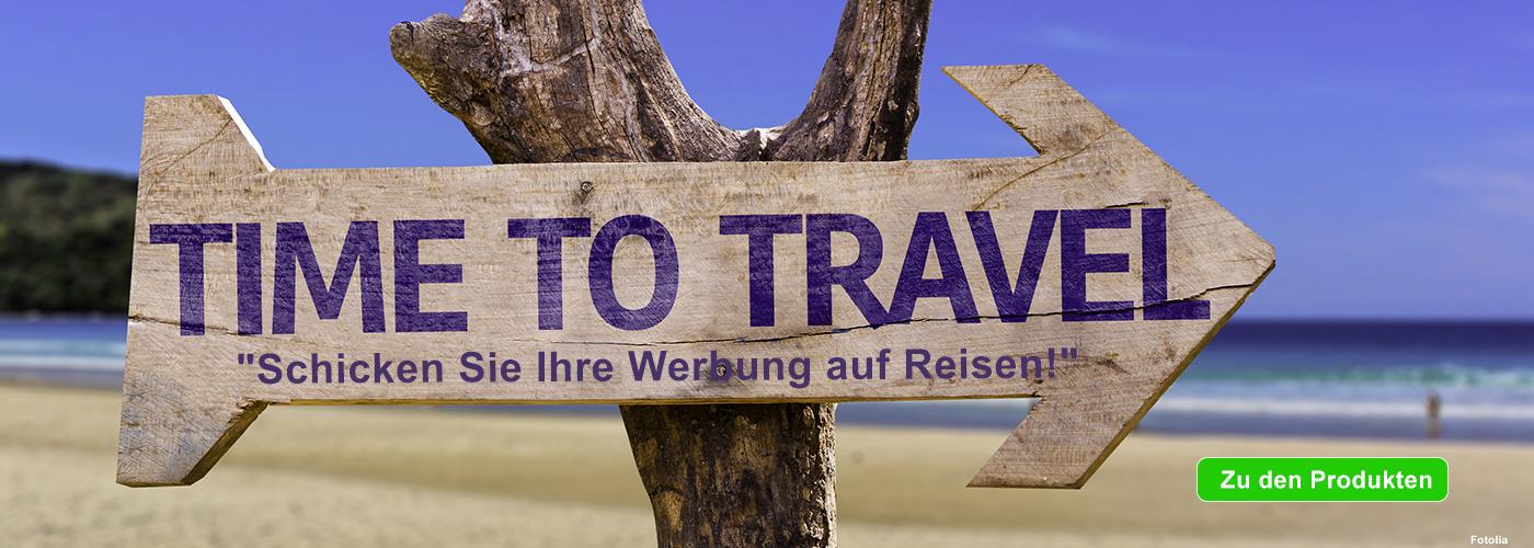 Reise Werbeartikel